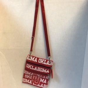OU Crossbody Bag by Robin Ruth